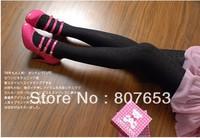 christmas gift Winter warmer Stocking  Cotton Pantyhose Girl's Tight Pantyhose Fashion Twisted Sexy Pantyhose free shipping
