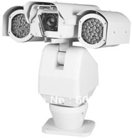 "IP IR PTZ megapixel camera 1/2.8"" CMOS ,night vision up to 150meters,anticorrosion,retail and wholesale,"