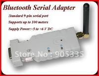 DHL free shipping  10pcs Class 1 COM port Bluetooth Serial adapter