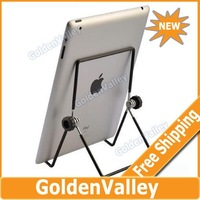 $10 off per $300 order Stainless Steel Folding Stand Holder for iPad/for iPad 2 & Other Tablet PC
