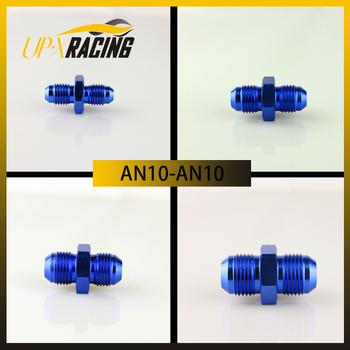 wholesaler AN10-AN10 aluminium oil hose fitting adapter oil cooler fitting easy install hose fitting