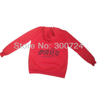 custom promotion hooded sweatshirts OEM hoodies promotion uniform with custom printed logo