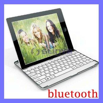 For New iPad Bluetooth Keyboard for iPad 4 3 2