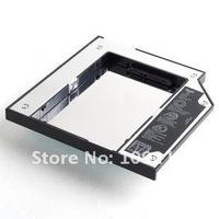 SATA 2nd Hard Drive HDD caddy adapter 9.5mm PATA/IDE-PC