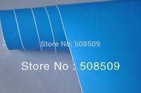 High quality Matte sky blue vinyl wrap car color changing film matte color automobile sticker air free thickness: 0.13mm