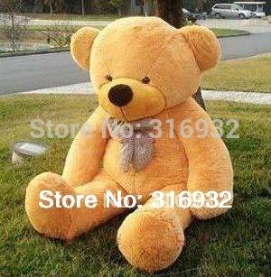 J1 плюшевые игрушки большой большой размер 73 см / мишка несет 0.73 м / большой объятия медведя кукла / любителей подарки