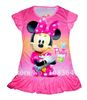 Minnie 8 pieces in 1 lot baby sleepwear free shipping LX0026 QZ 091 lovely dress