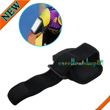 Black Special vented design Sport Armband Jogging Case For Samsung Galaxy S2 I9100/i9000