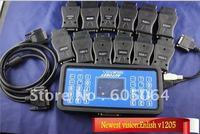 MVP Key Decoder English V1205  Version Transponder Key Programmer Diagnostic Tool OBD Hot selling