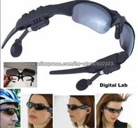 Cool Sun Glasses Bluetooth Earphone Sunglasses For Cell Phone, MP3 Player
