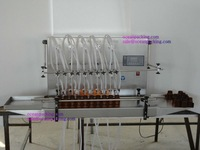 semi automatic filling machine water with 10 heads