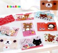 Cartoon reliakuma bear & Circus styles credit card holder /  card case (for 2 card) / Fashion gift / Wholesale