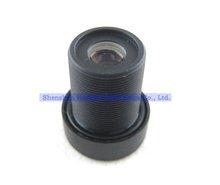 gualanteed 100% 2.5 mm 130 gradi obiettivo grandangolare fisso cctv ir consiglio(China (Mainland))