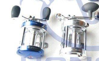 size 60 bait casting lure fishing alloy reel/wheel free shipping(China (Mainland))
