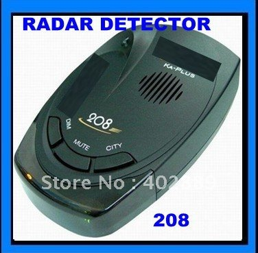 Conqueror Super Radar Detector X, K, KA, SUPPER KA,Laser,VG-2 208+free shipping(China (Mainland))