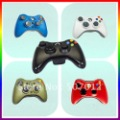 2012 Newest game controller for xbox 360, wired 2.4ghz wireless controller for xbox360, joystick,gamepad,joypad