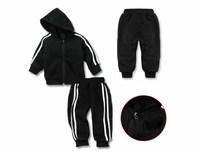 wholesale 5 sets/lot children sporty suit,children jacket+pant  clothing