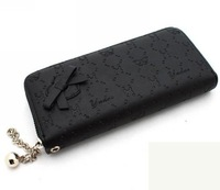 Promotion bags !!free shipping ,  fashion ladies&#39; wallets, with pu leather ,1 pce wholesale,quality guarantee.B-25