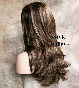 Ebony Hair Pieces 25