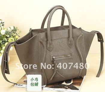 wholesale retail new Euramerican Style smiling handbags mini phantom bat bag fashion handbag Designer ladys' shoulder bag