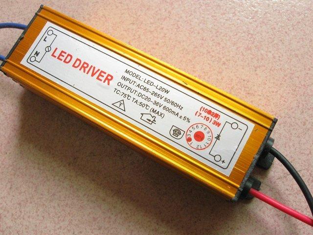 Led 20w 20w Power Led Driver 20w 680ma