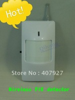 Hot selling wireless alarm PIR detector IP-907 with long detect distance(CE certificate) + free shipping