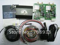 Vehicle/Car GPS tracker Original XEXUN TK103-2 Quad band  Arm7 Processor sensitive! FREE all time GPS tracking system