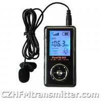 FMUSER pocket FM transmitter for Driving School teaching 76-108mhz fm