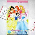 princess stickers,free shipping,pvc14cm x 22 cm x 6sheets,20pcs/lot,child cartoon note sticker wholesale/retail