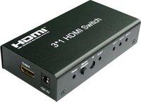3X1 HDMI 3D HD1080p SWITCHER