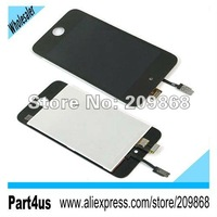 Complete assembly lcd display with digitizer touch screen for iPod touch 4th Gen