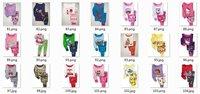 Hot!!NEW boys girls Baby pajamas sleeper pjs night suit pyjamas 30sets/lot sleepwear Free shipping