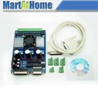 Free shipping CNC 3 AXIS Stepper Driver Board Controller TB6560 3.5A #SM394 @CF