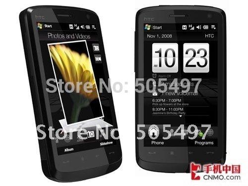 3pcs/Lot Refurbished Original HTC Touch HD T8288/T8282 windows smartphone 3.8 inch touch 3G phone WiFi GPS 5.0mPix camera(China (Mainland))