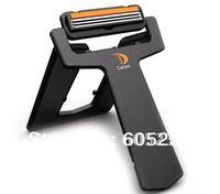 2pcs Ultra-portable Card Shaver Credit Card Size CARZOR pocket Razor