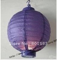50 pcs /lot , wholesale free ship chinese battery paper lanterns ,8 inch size,room decration , 20 cm!