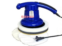 "NEW Car Care Tools AC 220V 9"" Car polisher 3500rpm / 2485rmp Smart two-speed waxing polishing machine 1pcs/lot, fast ship"