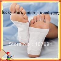 2013 new 1000 pcs/lot New Detox Foot Pad Patch & Adhesive Sheets Cured beriberi Health EMS Shipping