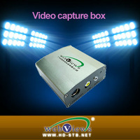USB 2.0 video realtime capture box / board