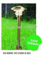 modern brief stainless steel garden lamp/led lawn lamp/outdoor lighting/path lighting/driveway lighting/backyard decor lighting