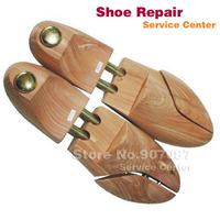 Cedar shoe tree, wooden shoe tree, wooden shoe stretcher