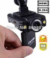 Freeshipping Car dvr 1080P car black box car camera K2000  1080P  HDMI