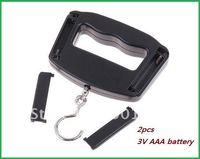 *5pcs/lot - :: China Post :: Digital Portable Fishing Weight Hangging Scale 50KG/10G