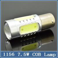 2x 1156 Ba15S S25 P21W 7.5W COB Auto Car LED Lamps Tail Brake Headlight Fog Turn Signal Bulbs Replace HID Xenon Packing