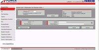 Original Spare Parts Catalog IVECO Power 2013