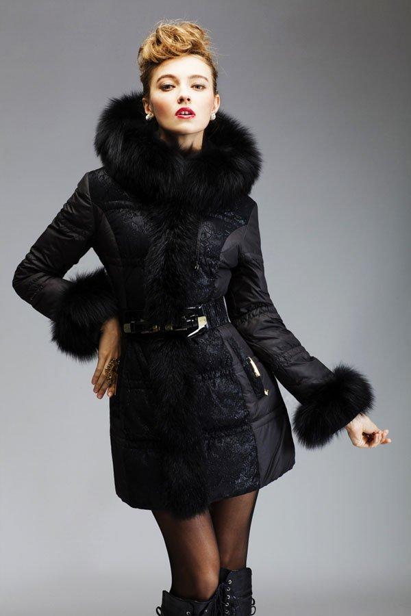 Fox Fur Collar Coat | Santa Barbara Institute for Consciousness