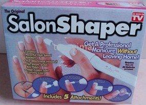 free shipping- Salons Beautify Nails Salon Shaper Manicure Pedicure Nail Trimming Kit for beauty nail care [20pcs]!(China (Mainland))