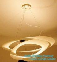 Free Shipping Lighting FIxture  Quality Pirce Modern Pendant Lights Creative  Suspension Lamp 50CM