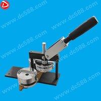 2012 Newest  Badge Making Machine ,68*24mm Rectangle Badge Press Machine,Button Press Machine