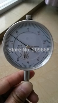 Free shipping retail 0-10mm  dial indicator bore dial indicator shipping with original retail package